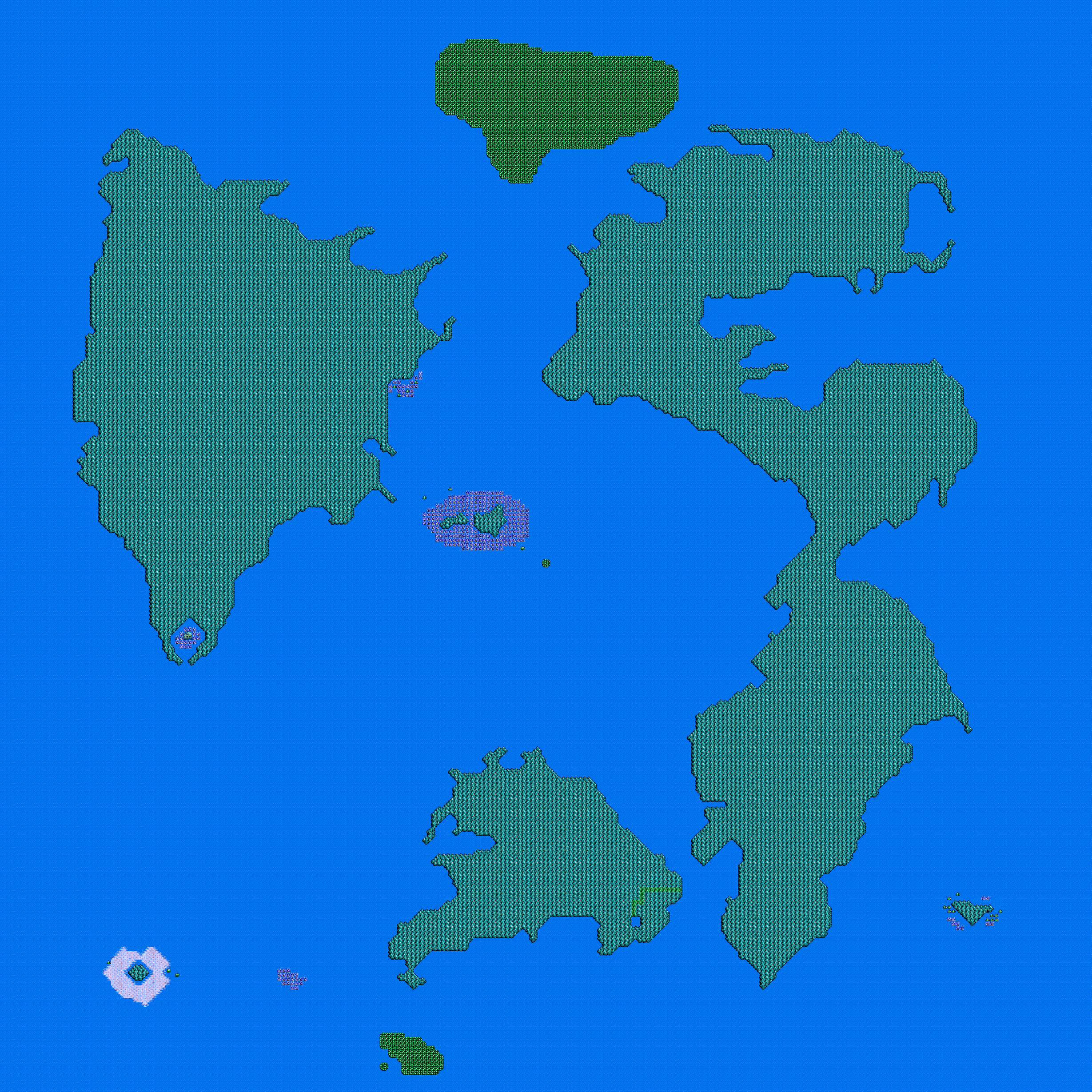 Unter Wasser (FFIII)