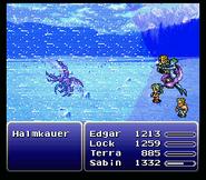 Final Fantasy VI - Shiva