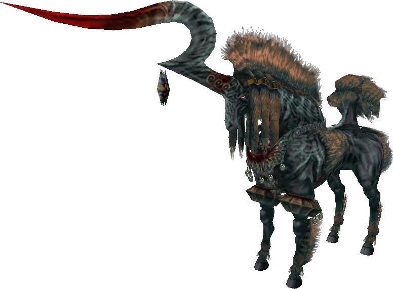 Schwarzer Ixion