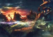 Zanarkand Ruinen FFX