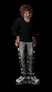 Jed Stranger of Paradise Final Fantasy Origin