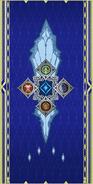 Flagge Kristalldominium Final Fantasy XVI