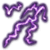 Symbol des Elements Blitz in FFXIV