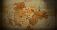 Karte von Valisthea Final Fantasy XVI