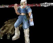 Kain Hooded Man Kostüm Dissidia 012