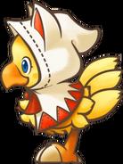 Chocobo Weißmagier FFFCD