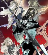 Kain vs Dark Kain Artwork