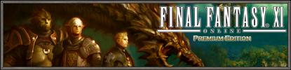 Final Fantasy XI Premium-Edition