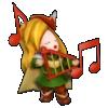 Musik-Button