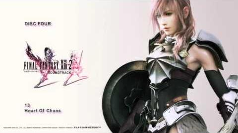 Final Fantasy 13-2 OST - Disc Four - 13 - Heart Of Chaos