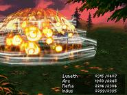 Ifrit Inferno FFIII-DS