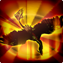 Rasender Sturz Icon FFXIV