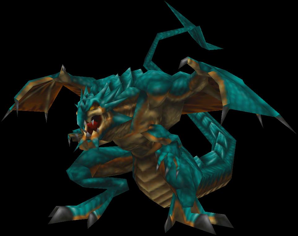 Drachen-Isolde