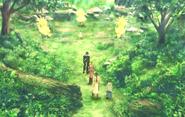 Chocobo-Heiligtum FFVIII