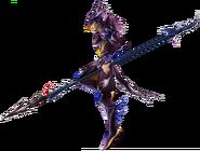Kain Siegespose EX-Ausbruch Dissidia 012