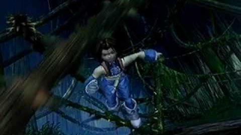 Final Fantasy IX - Cutscene 12 - Fleeing the Fiends