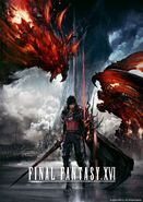 Promotion Artwork Final Fantasy XVI