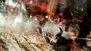 Protagonist greift mehrere Gegner an Stranger of Paradise Final Fantasy Origin