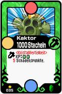 035 Kaktor 1000 Stacheln Pop-Up