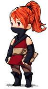 Refia Ninja FFIII