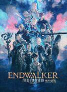 FFXIV Endwalker Promo-Artwork