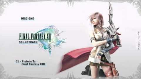 Prelude to Final Fantasy XIII