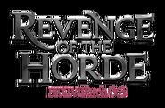 FFXIV Revenge of the Horde Logo