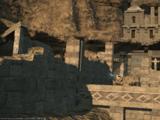 Versunkener Tempel von Qarn