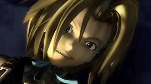 Final Fantasy IX - Cutscene 6 - Garnet Jumps