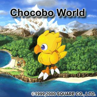 Chocobo World