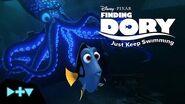 Disney Pixar - Finding Dory - Squid Chase