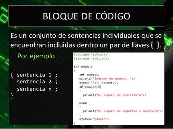 Bloque De Codigo Findtics Wiki Fandom