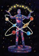 Cosmic Union of Cometan