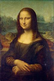 250px-Mona Lisa, by Leonardo da Vinci, from C2RMF retouched.jpg