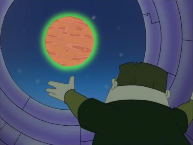 Zderzenie planet