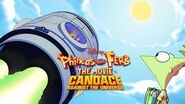 Phineas And Ferb The Movie Candace Against The Universe - It's Me Againts The Universe (Promo)