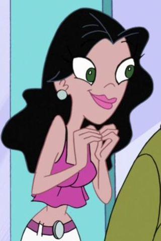 Nienazwana kobieta (brunetka)