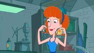 Linda 's teleporter earrings
