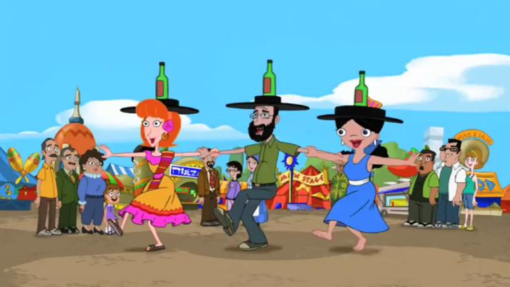 Meksykańsko-Żydowski festyn kulturowy