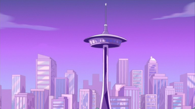 BezHikność w Seattle