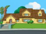 Dom rodziny Flynn-Fletcher