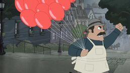 Balloon man summer belongs to you