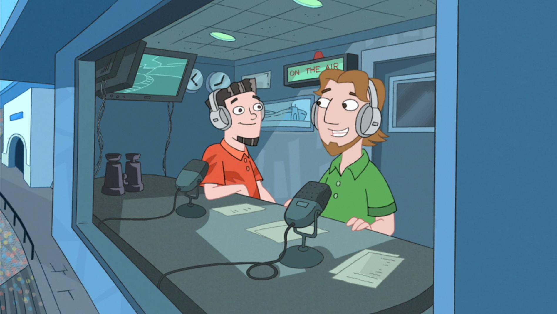 Dave i Rick