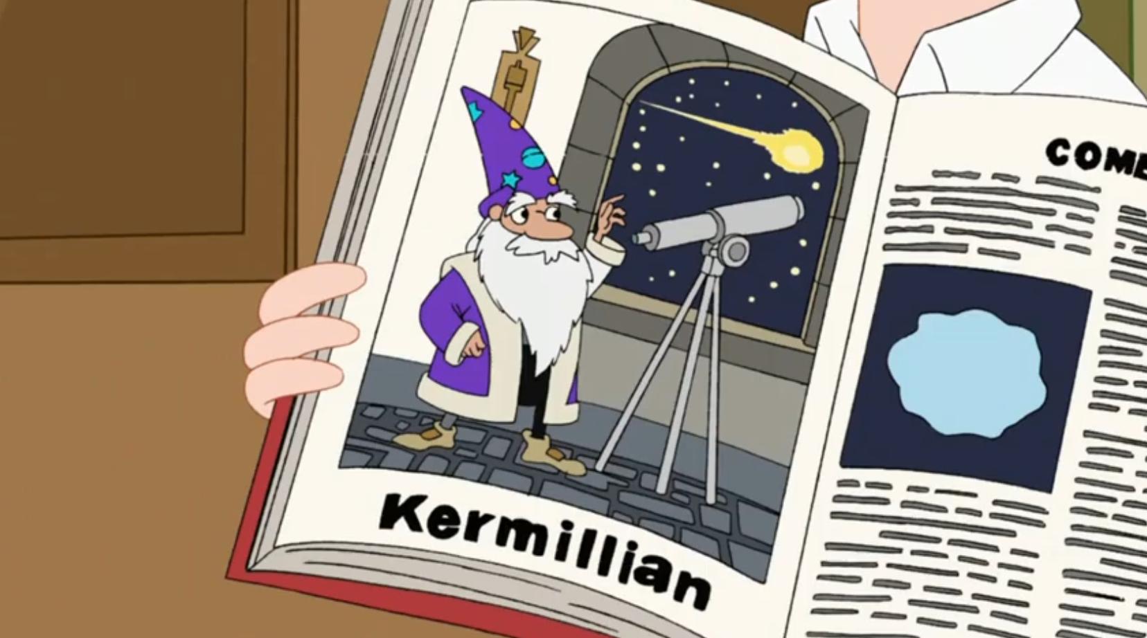 Augustus Kermillian