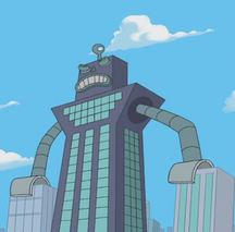 Wielki robot