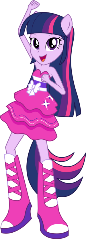 Twilight sparkle dance vector by icantunloveyou-d6te0lo.png
