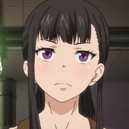 Maki Oze anime