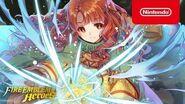 Fire Emblem Heroes - Mythic Hero (Yune Chaos Goddess)