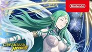 Fire Emblem Heroes - Mythic Hero (Naga Dragon Divinity)