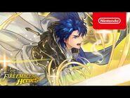 Fire Emblem Heroes - Legendary Hero (Sigurd- Fated Holy Knight)